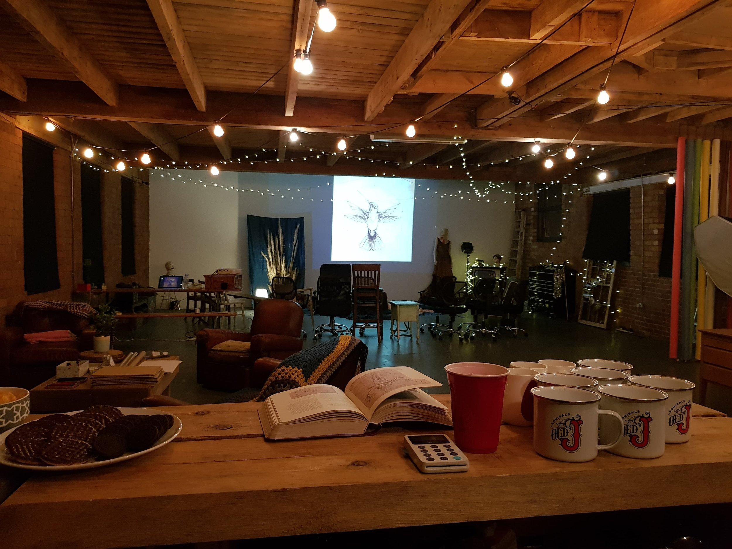 The Old Workshop Studio