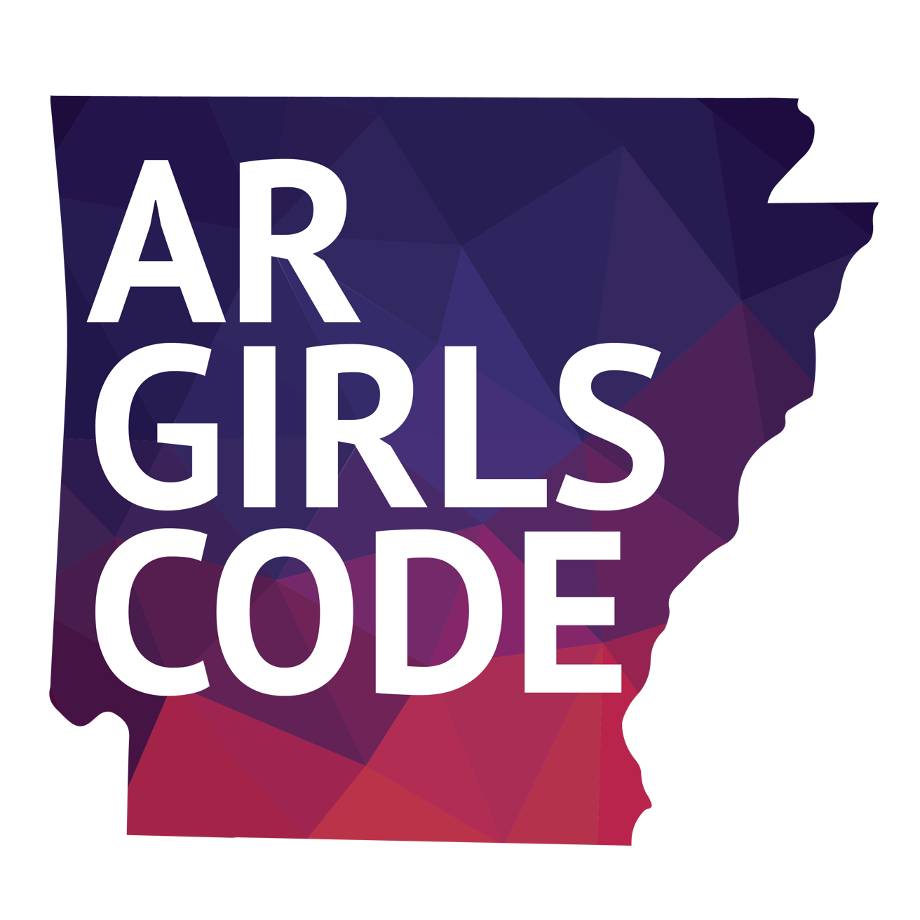 AR GIRLS CODE   AR Girls Code inspires young women to pursue a future in the STEM fields by providing free one-day workshops to girls ages 10 to 18 to teach the basics of HTML, CSS, and javascript. Girls not only learn technical skills that they can immediately apply but are enveloped in an environment that fosters relationships and builds a supportive community of other females interested in coding. We are the NWA Chapter of 100 Girls of Code.