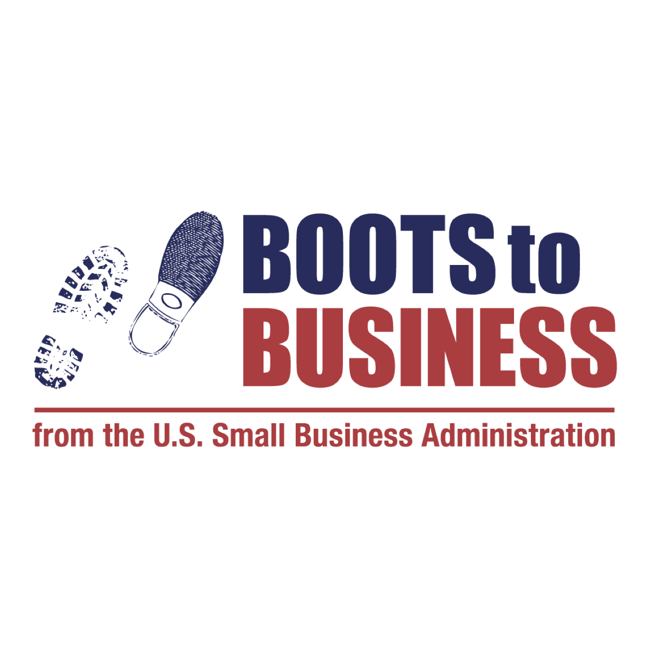 VETERAN (BOOTS TO BUSINESS)   Boots to Business is an entrepreneurial education and training program for Veterans. The curriculum continuum includes steps for evaluating business concepts, the foundational knowledge required to develop a business plan and information on SBA resources available to help access start-up capital and additional technical assistance. Veterans of all eras, Service members (including National Guard and Reserves) and their spouses are eligible to enroll in classes!