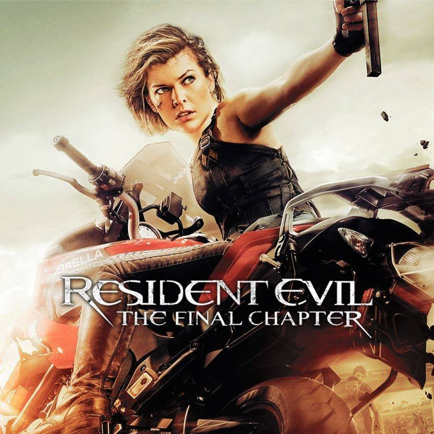 Resident Evil The Final Chapter Samuel Rosson