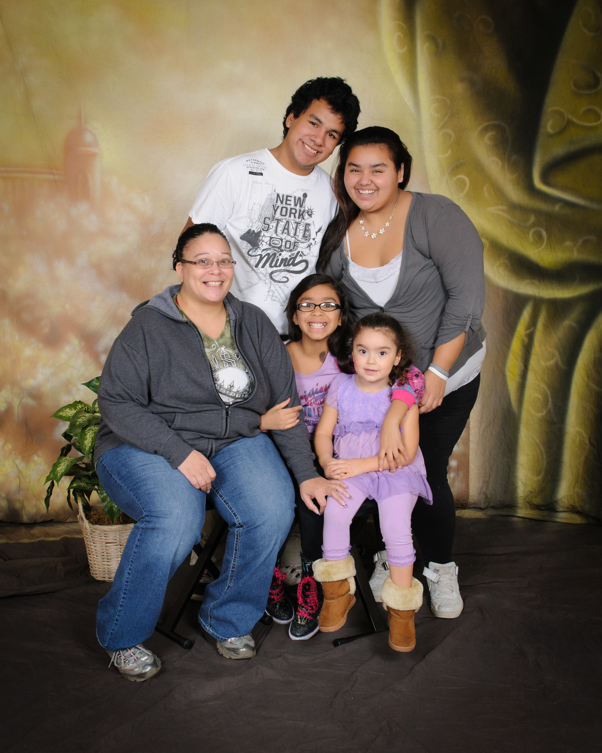 March - YanessaYanessa is a former client. She now donates on a monthly basis to help support Step By Step. She is an avid