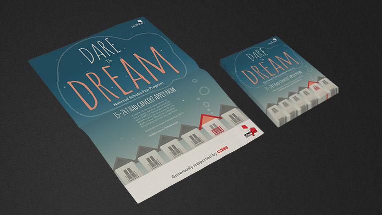 'Dare to Dream' Grant Posters