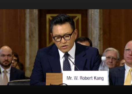 Testimony on Li-Ion Recycling: - Blue Whale Materials CEO Robert Kang testified on critical minerals and li-ion battery recycling before the U.S. Senate Committee on Energy and Natural Resources. Prepared remarks and a video of the hearing available HERE.