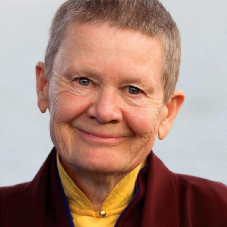 Pema Chödrön, American Tibetan Buddhist