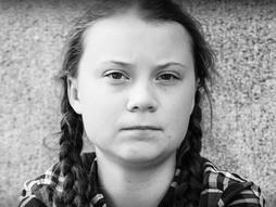 Greta Thunberg, Swedish actavist