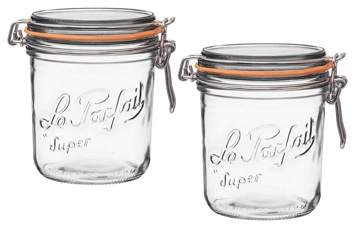 glass jars for bulk