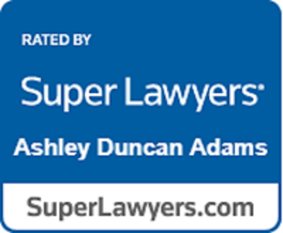 ASHLEY D. ADAMS ELECTED TO SUPER lAWYERS 2019 FOR EIGHTH YEAR IN A ROW