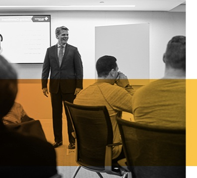 Presentations Training - True to Dale Carnegie's original course, we empower our people to inspire an audience of any size, and to deliver their message with conviction and truly own the room.