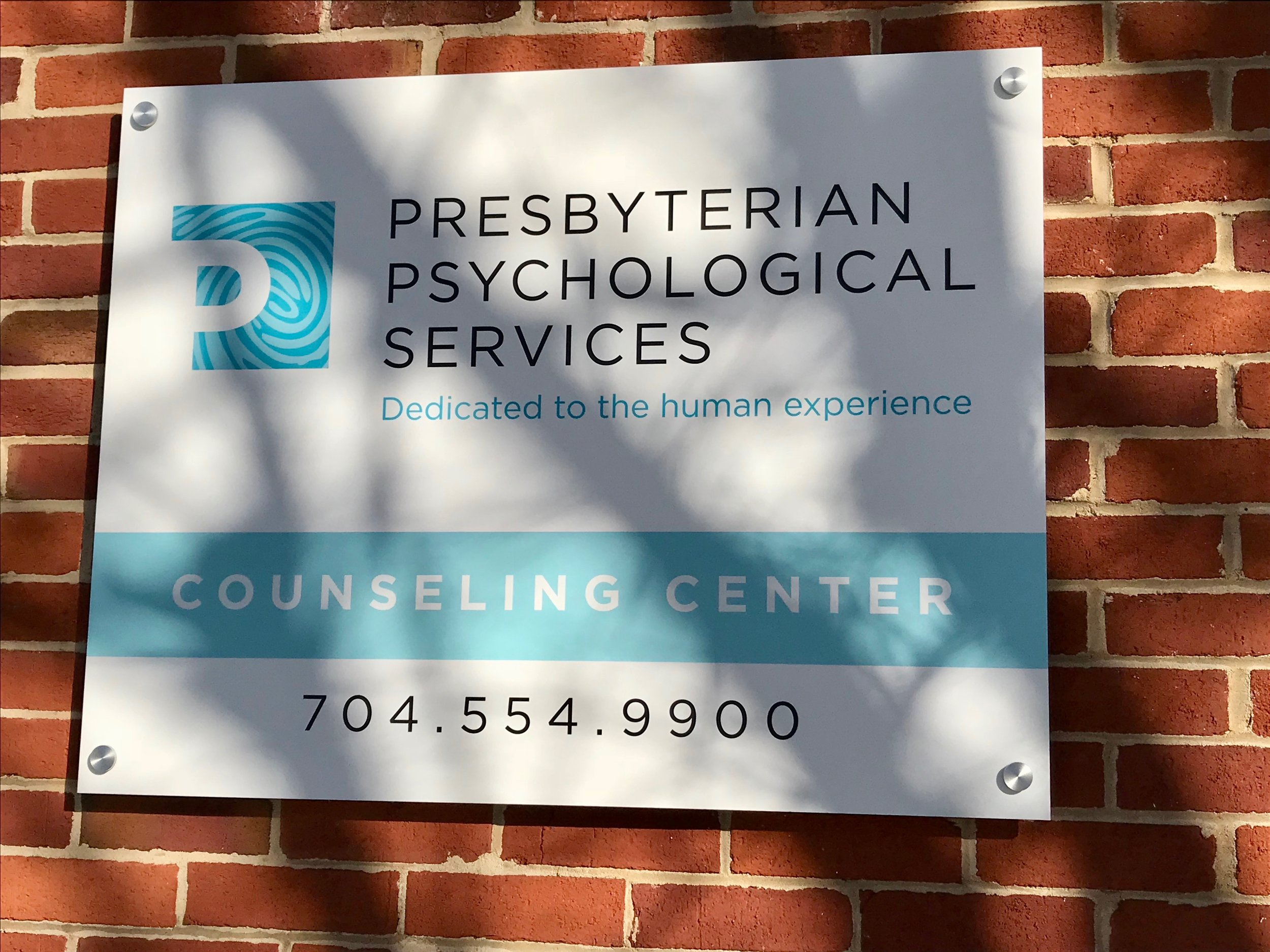 Office Location - Presbyterian Psychological Services5203 Sharon RoadCharlotte, NC 28210