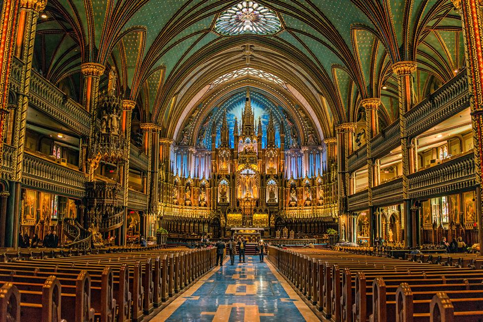 À propos de Montréal -