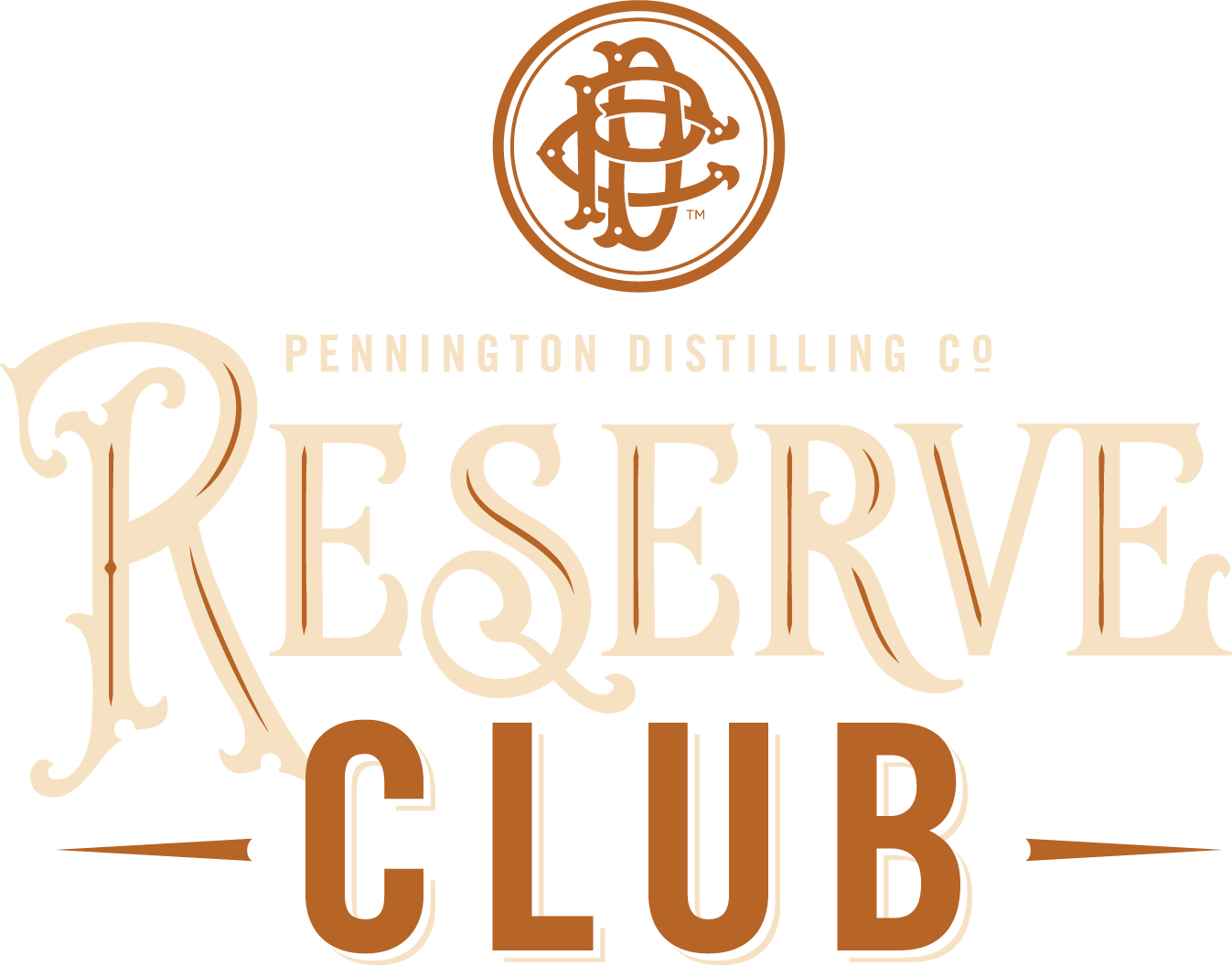 Pennington Distilling Reserve Club