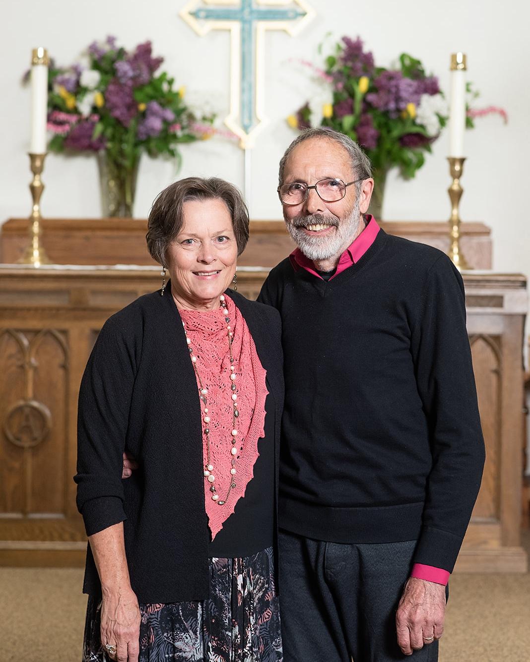 Rev. Cheryl Witham - Pastor of Formation