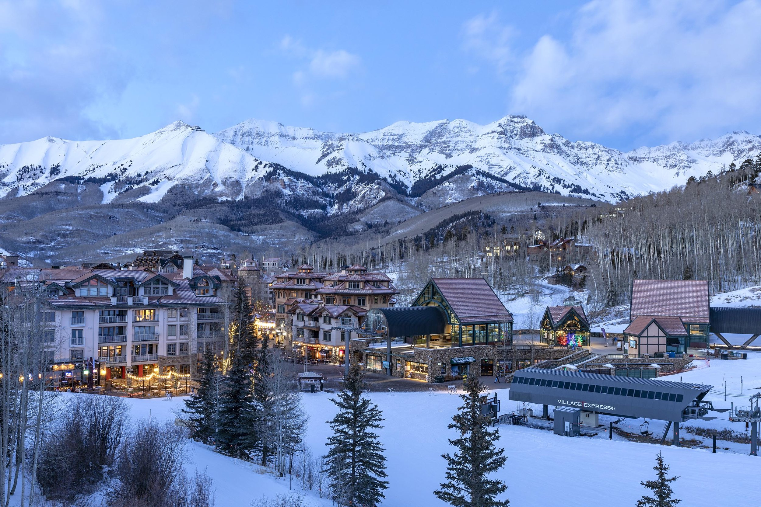 INVEST IN YOUR LIFESTYLE   TELLURIDE, CO