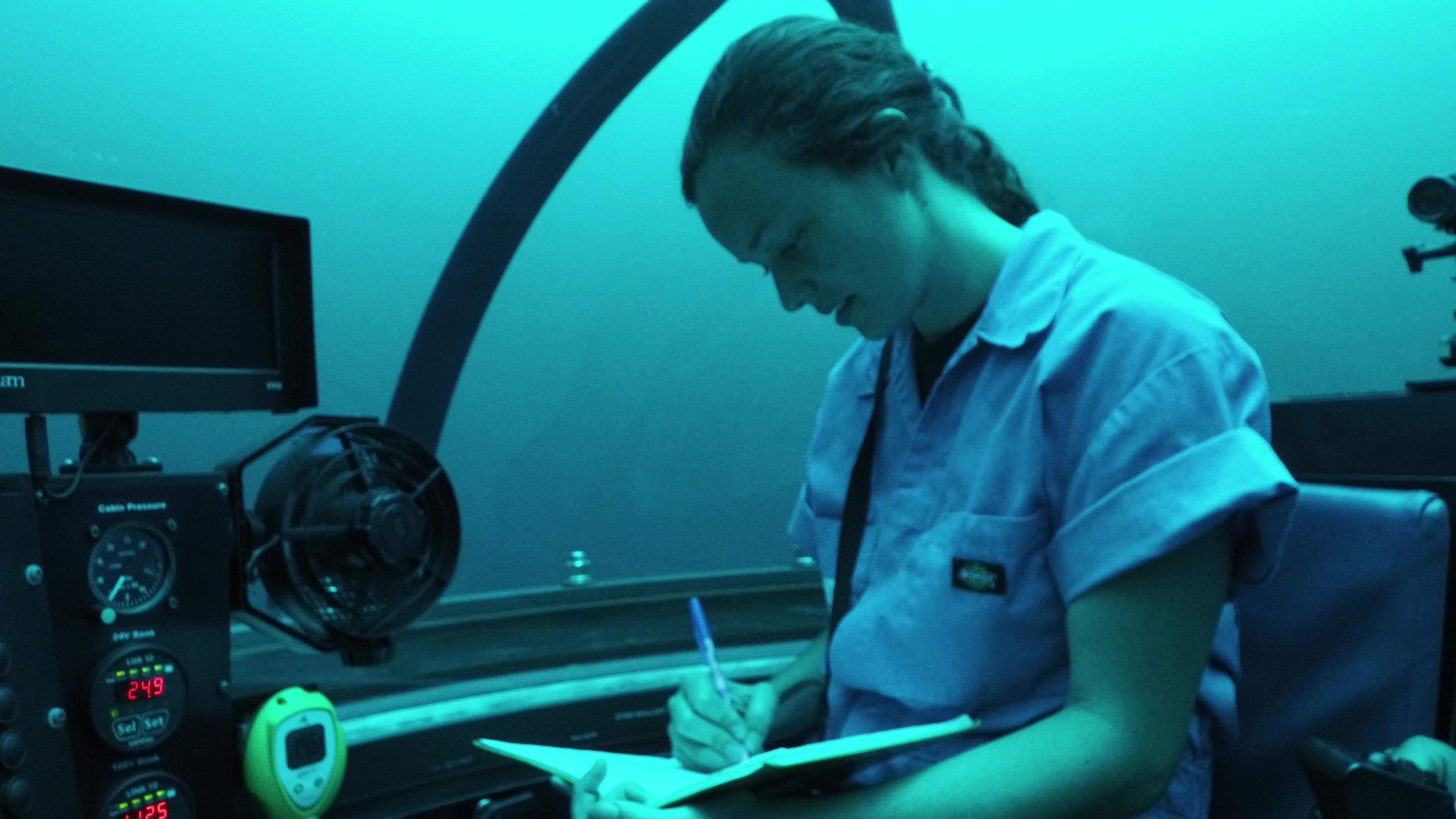 BEATRIZ NARANJO   COMUNICACIÓN CIENTÍFICA   Beatriz es bióloga acuática, dedica su vida a comprender mejor diversos ecosistemas marinos y dulceacuícolas a través de la investigación. Su pasión por el agua la llevó a interesarse en documentar la vida subacuática. A través de PELAGOS, y considerando que la ciencia y el arte son mejores cuando van de la mano, busca dar a conocer la importancia de nuestros lagos, ríos y mares.