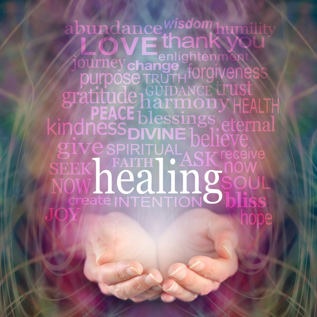 EMBODIED SOUL THERAPIES - I have a co-creative interaction with my clients, I call it Participatory Healing.