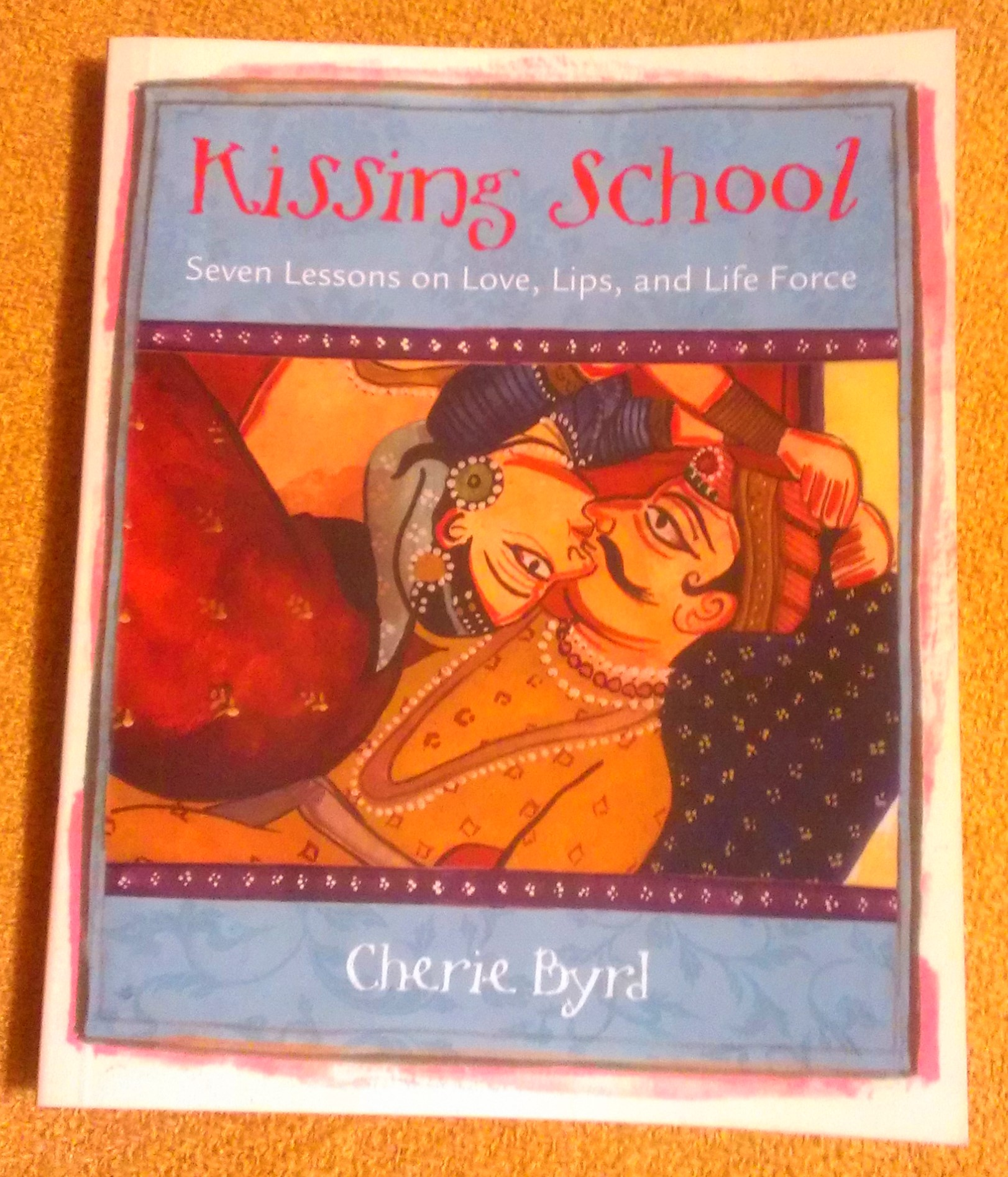 KISSING SCHOOL 7 Lessons on Love, Lips, and Life Force. - One plus One Equals OneWe cultivate intimacy by letting down the walls between what seems to be inside of us and what seems to be outside, between what seems to be a separate You and a separate Me. The quantum sciences…
