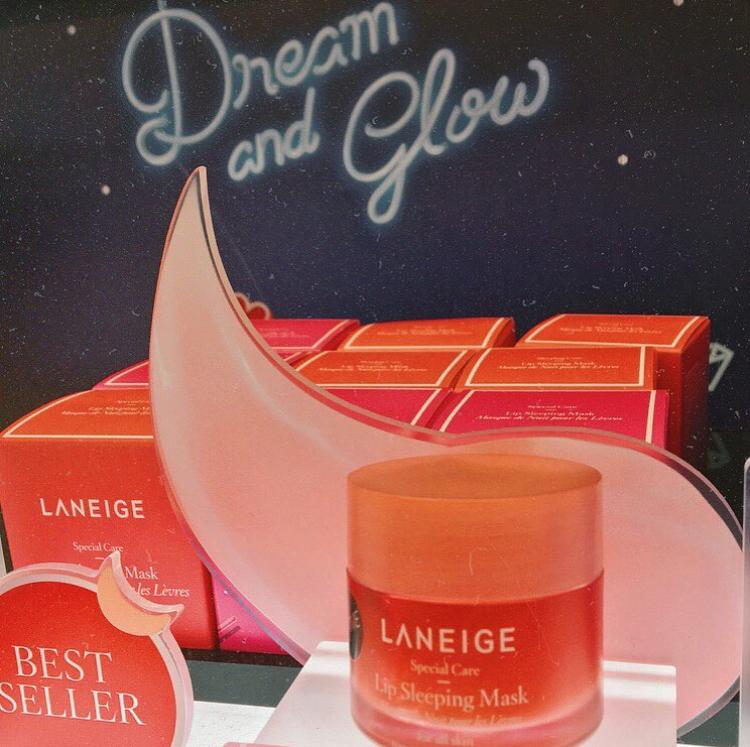 The Brunette Blend-Kiss Dry, Chapped Lips Goodbye-Laneige-Sleeping Mask.jpg