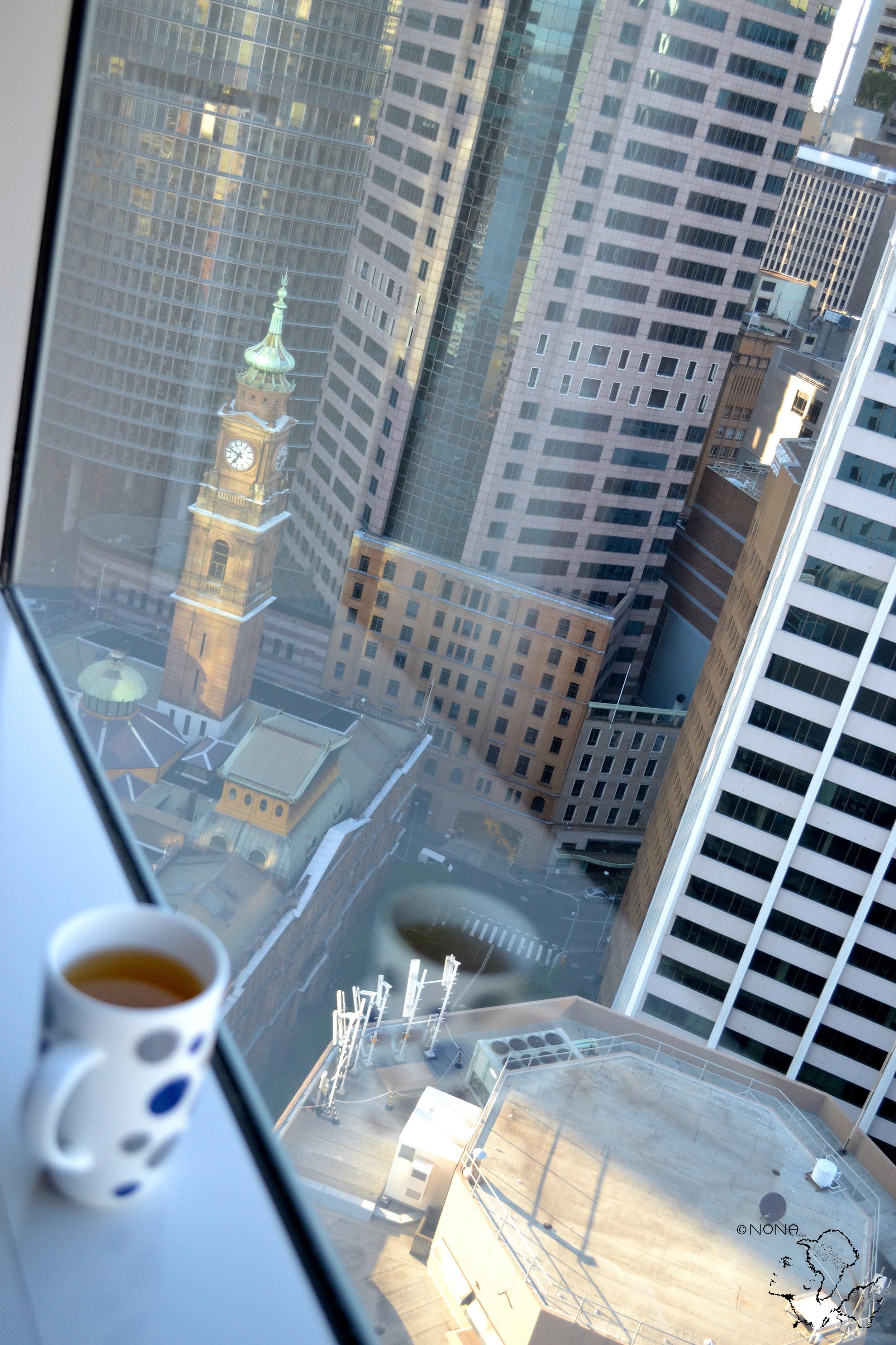 """Good morning, Sydney!"""