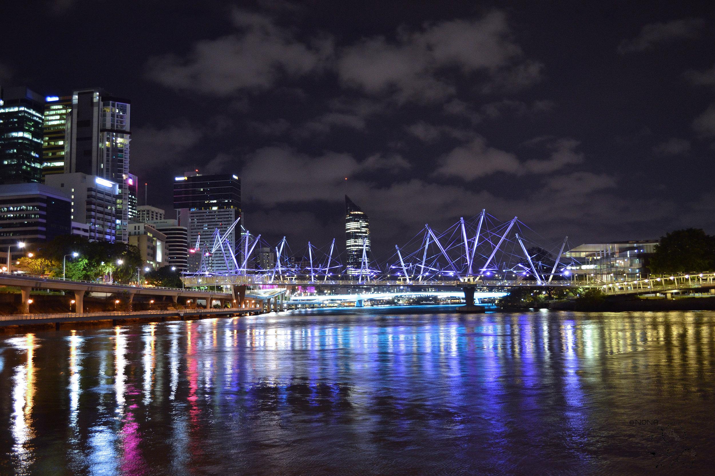 """Colorful Brisbane"""