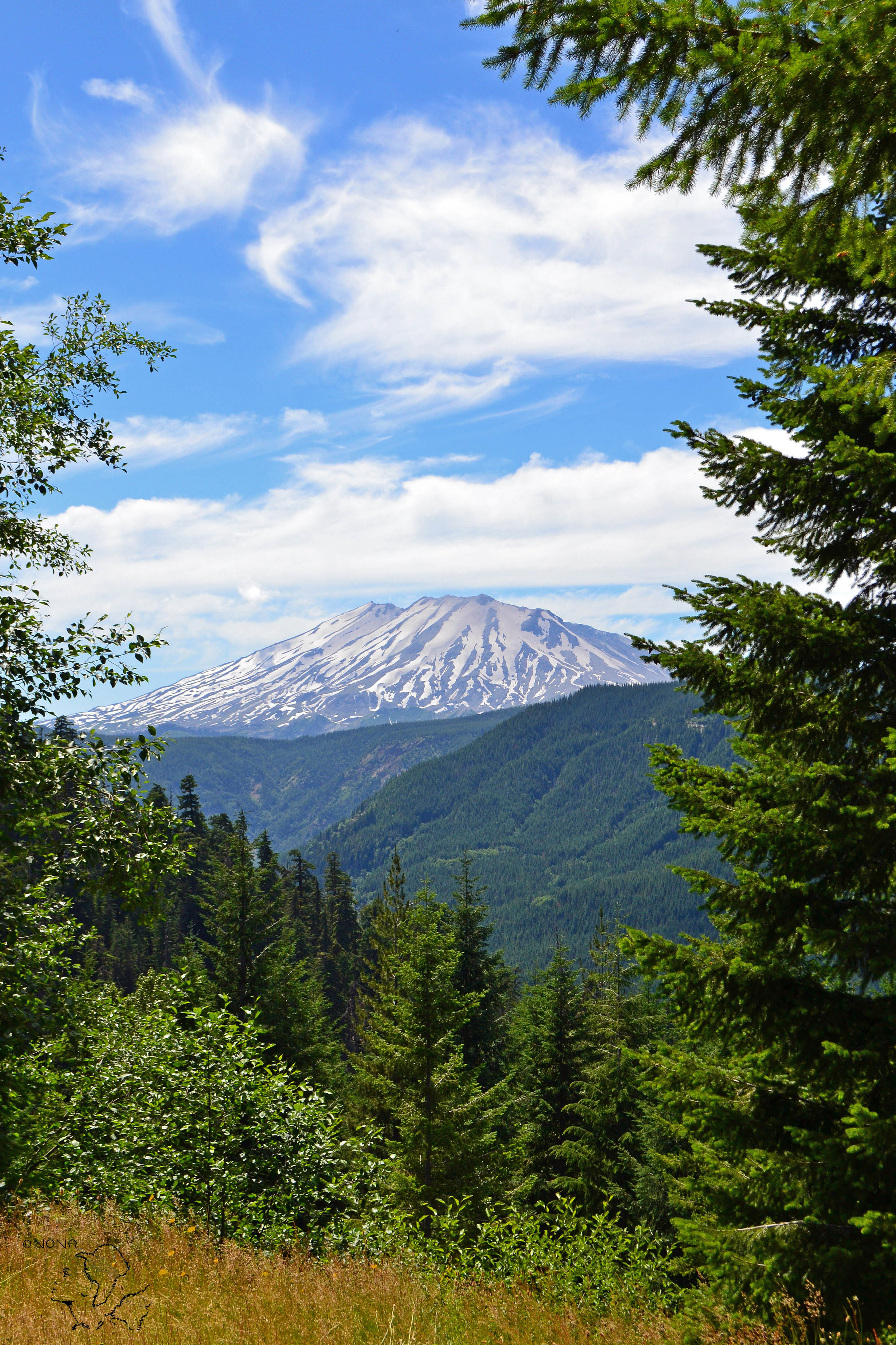 """Mount St. Helens"""