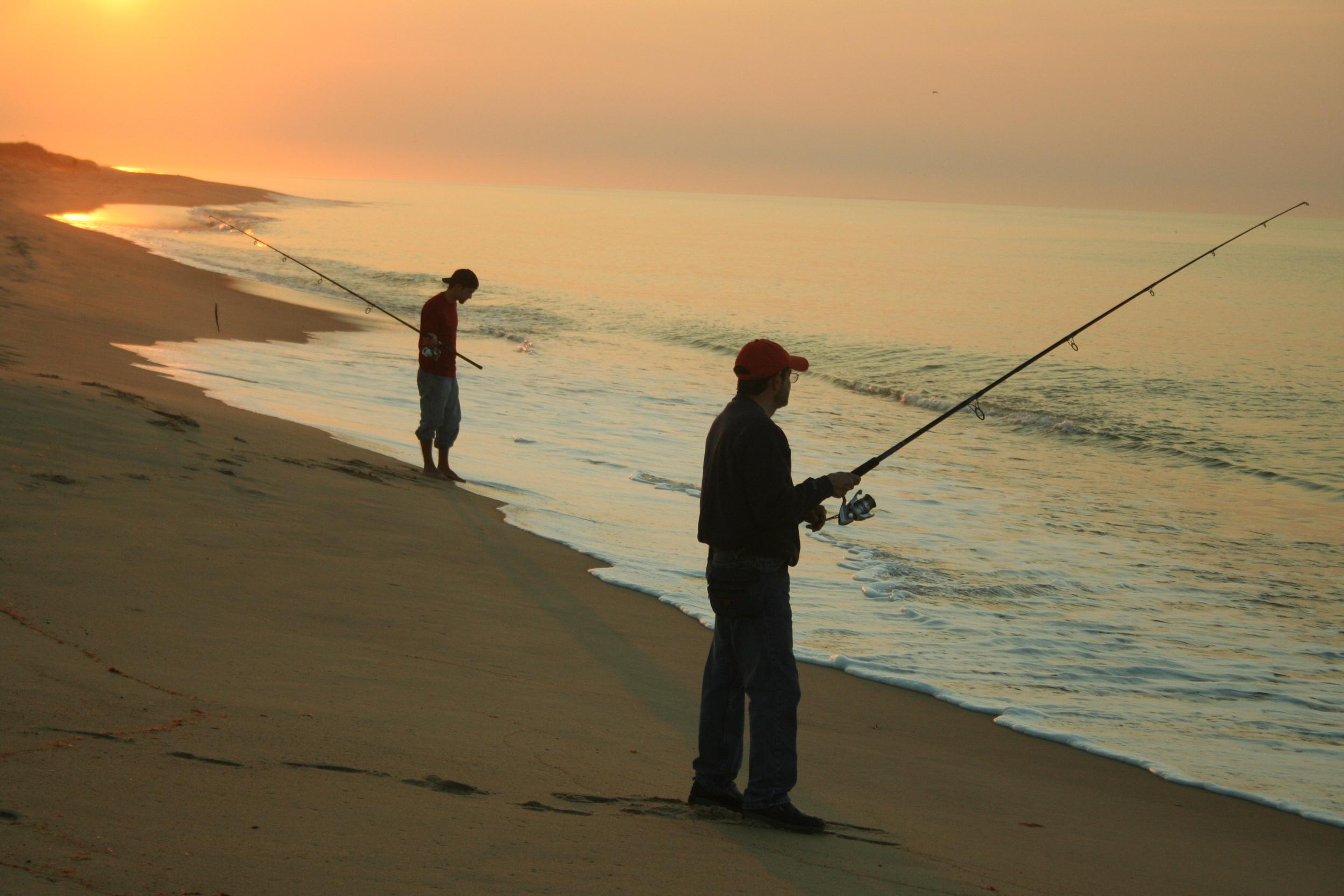 Fishing -