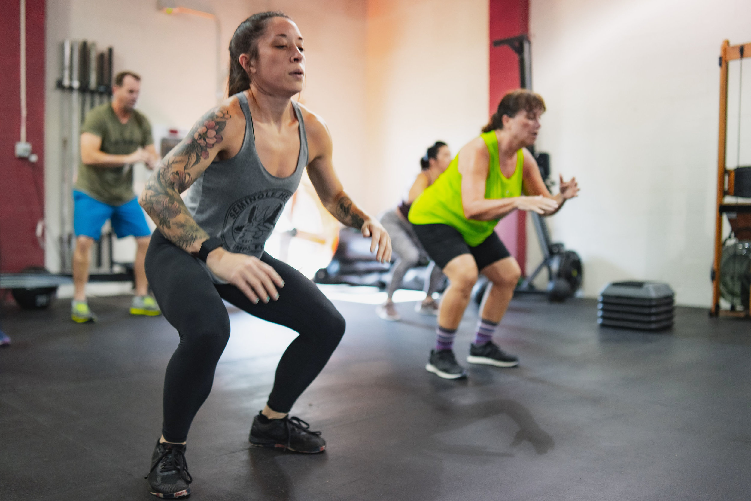 GROUP CLASSES - Unlimited Memberships, Punch Cards, Drop-Ins