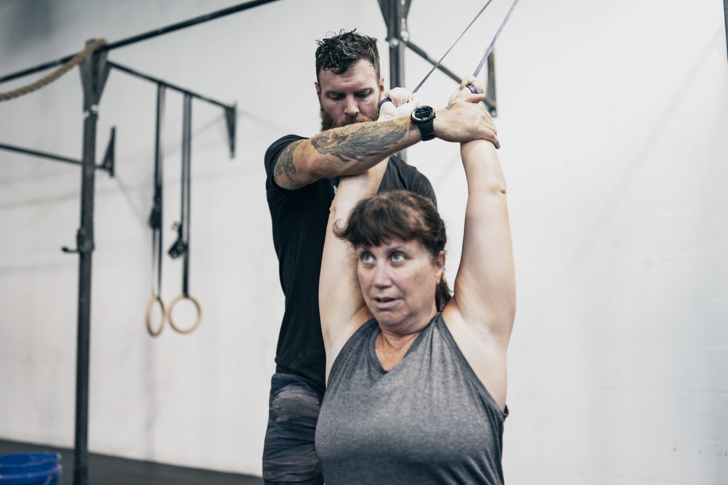 PERSONAL TRAINING - One-on-one sessions customized for you and your goals.