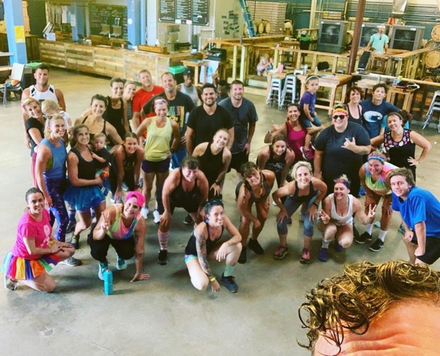Monthly Bootcamp & Brews Event @ 3 Daughters Brewing