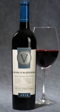 Venge Vineyards' Scout's Honor Proprietary Red Blend