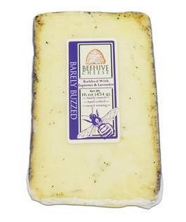 You heard that right, this is lavender espresso cheese. You're welcome. -