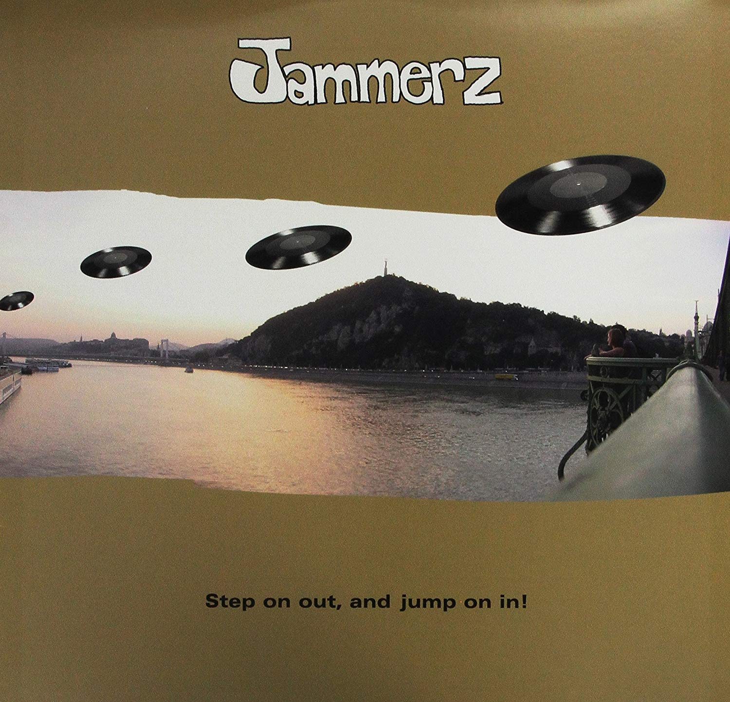 Jammerz - 5 dance floor ready tracks ranging from deep house to tech house to funk
