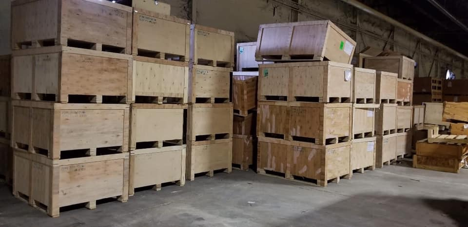 Shipping Crates - Any size