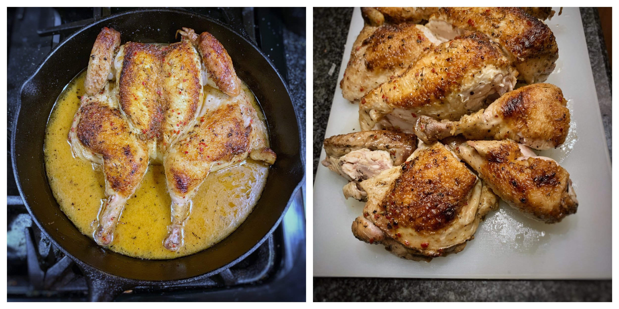 When it comes to feeding kids… - there's a huge difference between the chicken on the left and the one on the right!