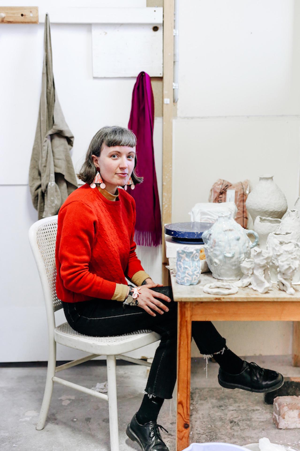 Tessy King Studio Visit x Bianca Mavrick_By Savannah van der Niet-8.jpg