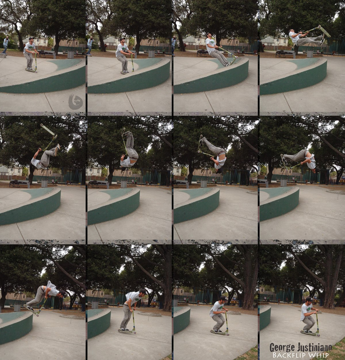 George Justiniano | Sequence by Morgan Foster