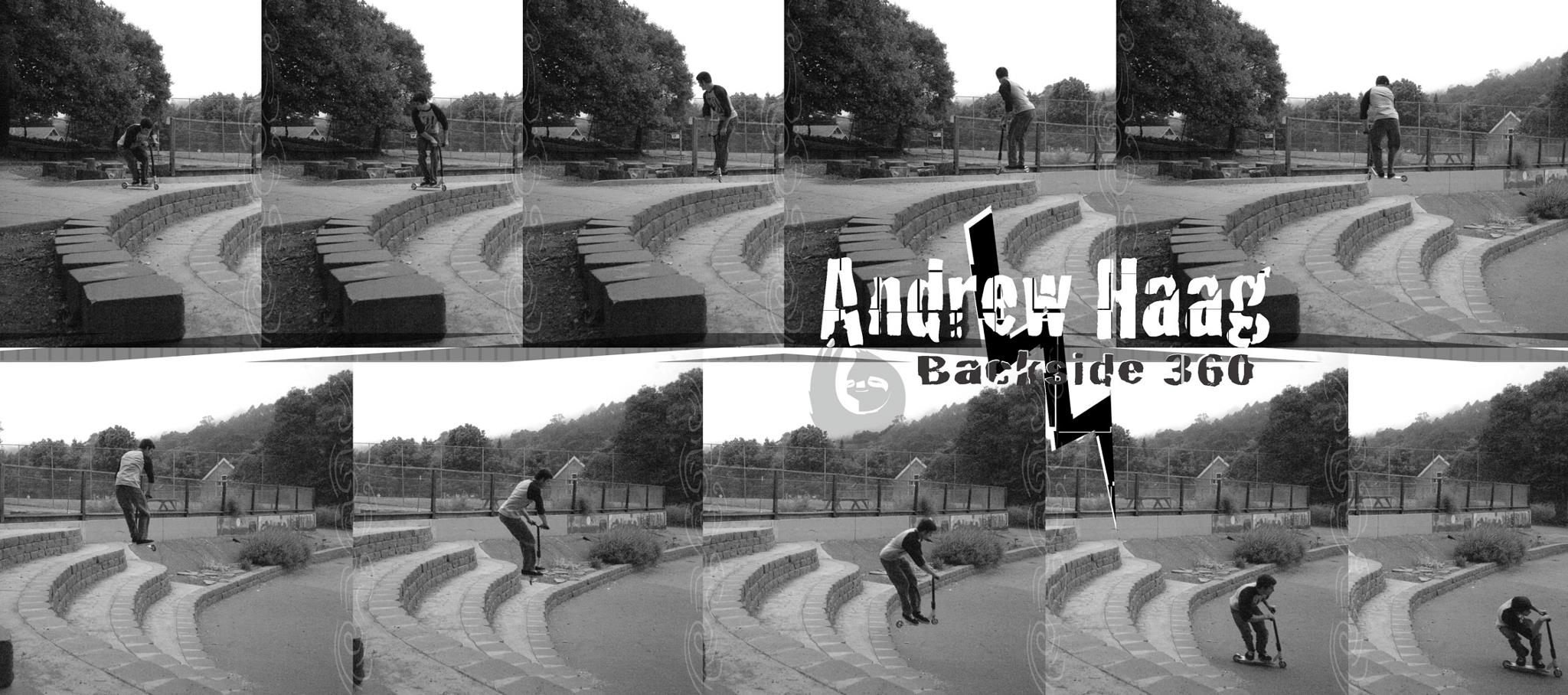Andrew Haag | Sequence by Morgan Foster