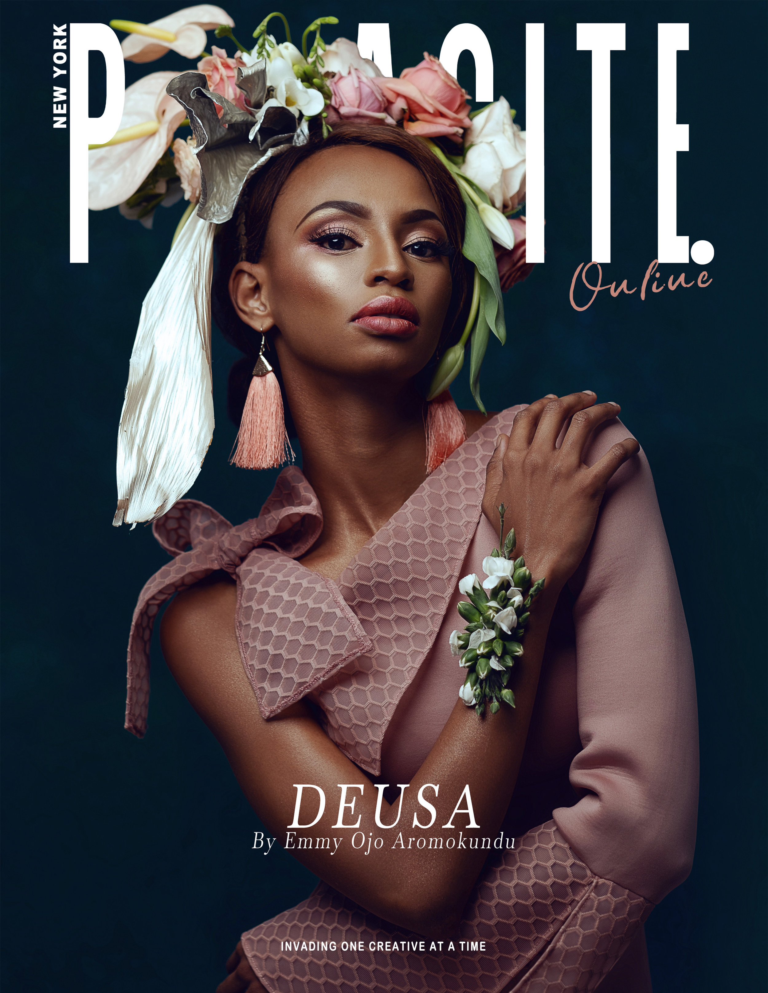 Project:DEUSA - [This Shoot was In Celebration of National Women's Day in South Africa.]Photos: Emmy Ojo AromokunduCover Model: Lucky MthembuMakeup Artist: Jeanne-Kay KrugerStylists: Zoe Zungu & Malilemo makhakheCrown Stylist: Yolandi Jacobsz