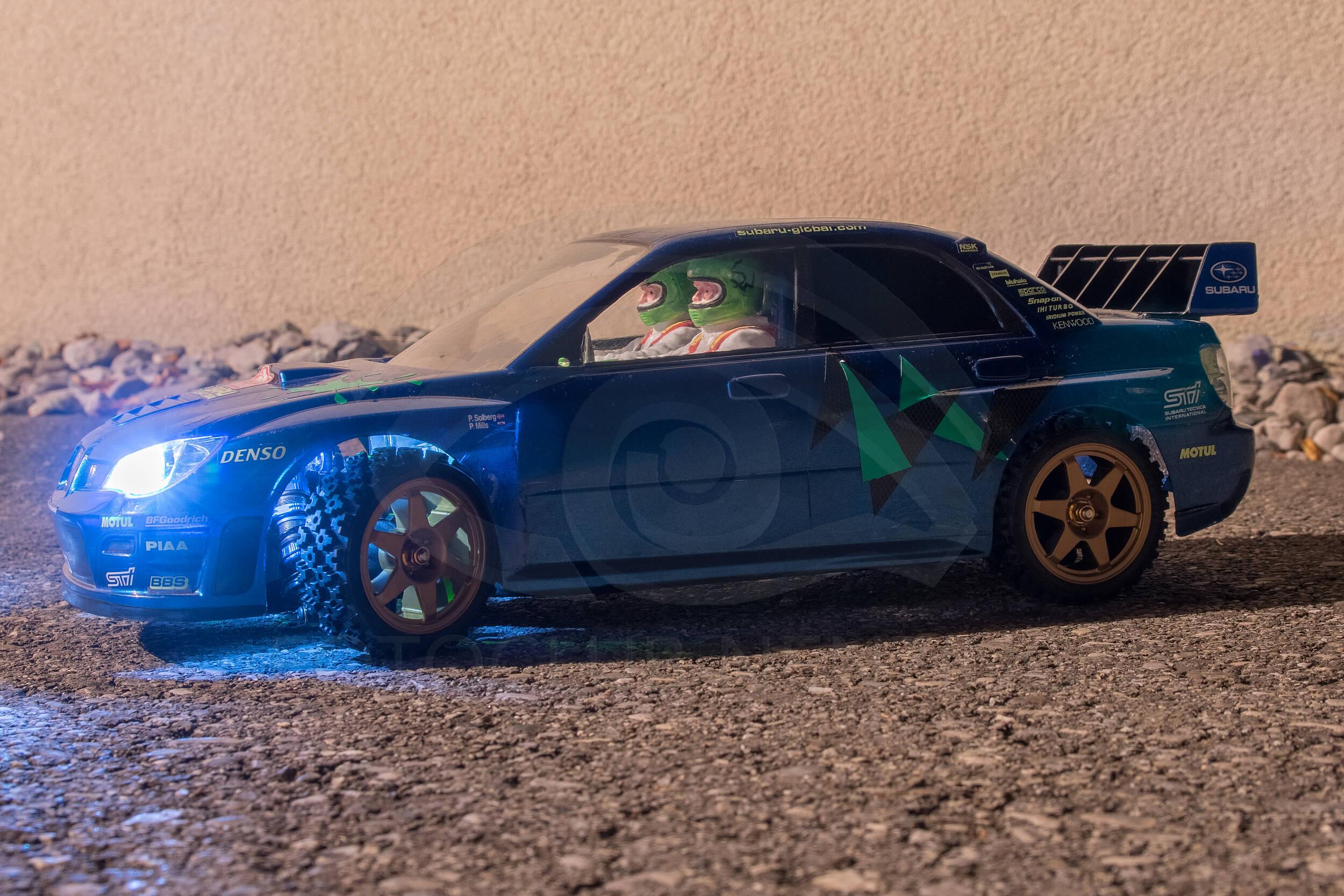 Rallye - Legende