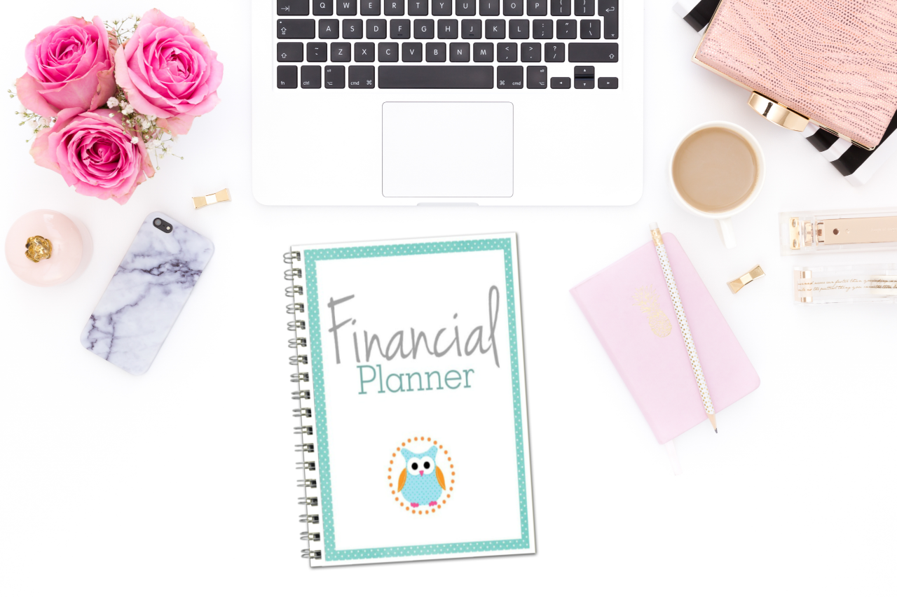 Organize Your Budget With this Financial Planner