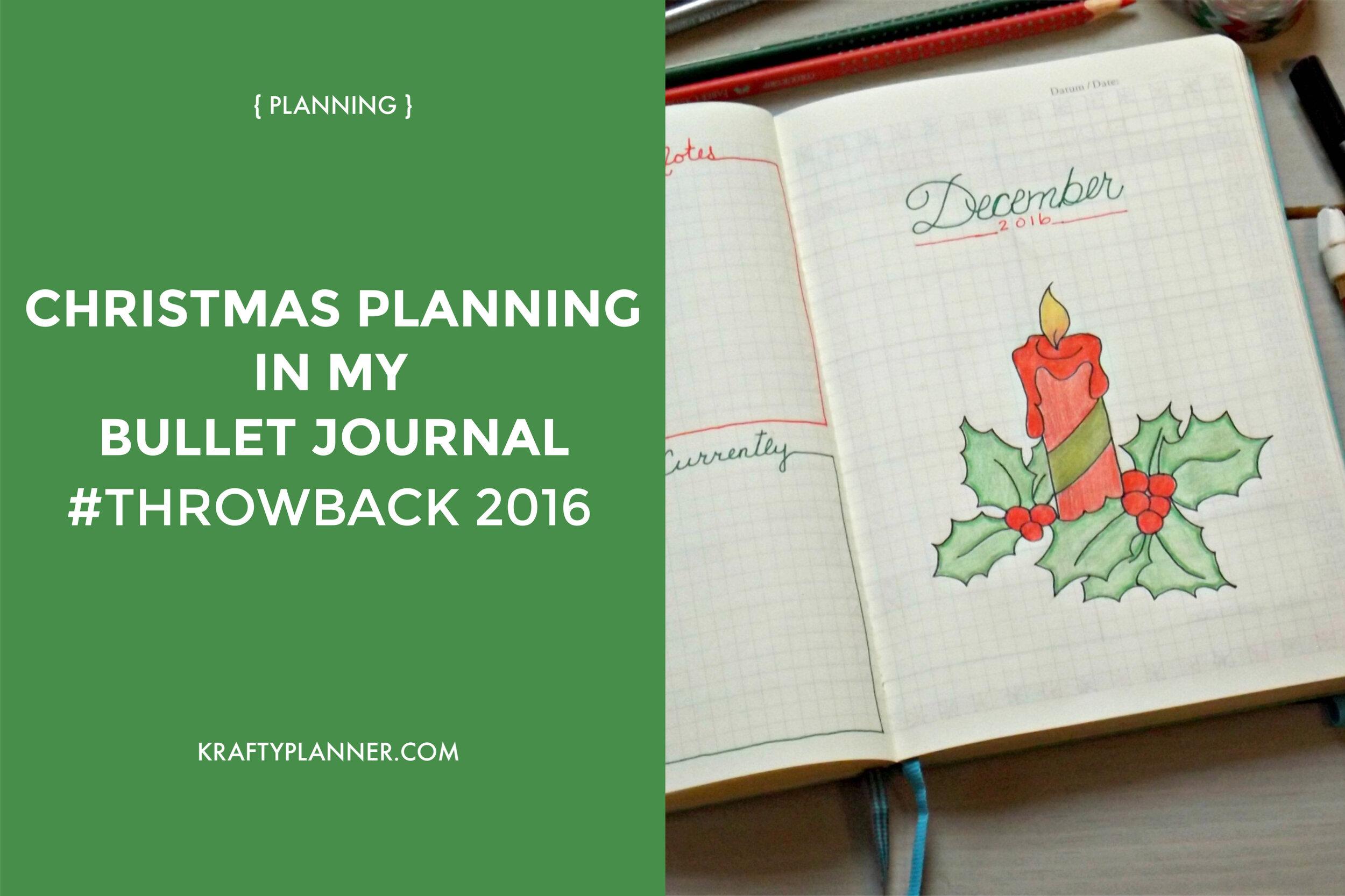 Christmas Planning in my Bullet Journal Throwback 2016..jpg