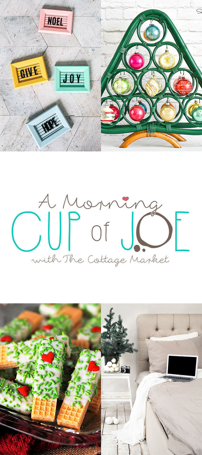 A MORNING CUP OF JOE WITH FEATURES AND LINKY PARTY!