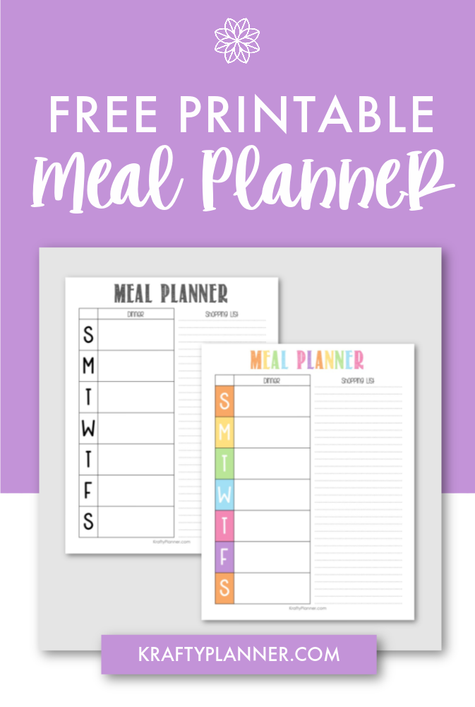 Free Printable Meal Planner PIN 1.png