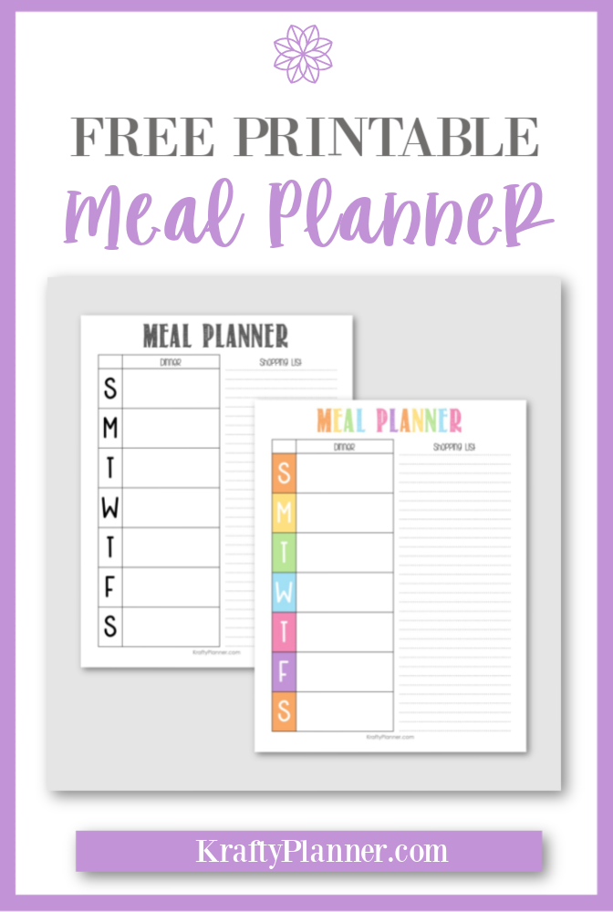 Free Printable Meal Planner PIN 2.png
