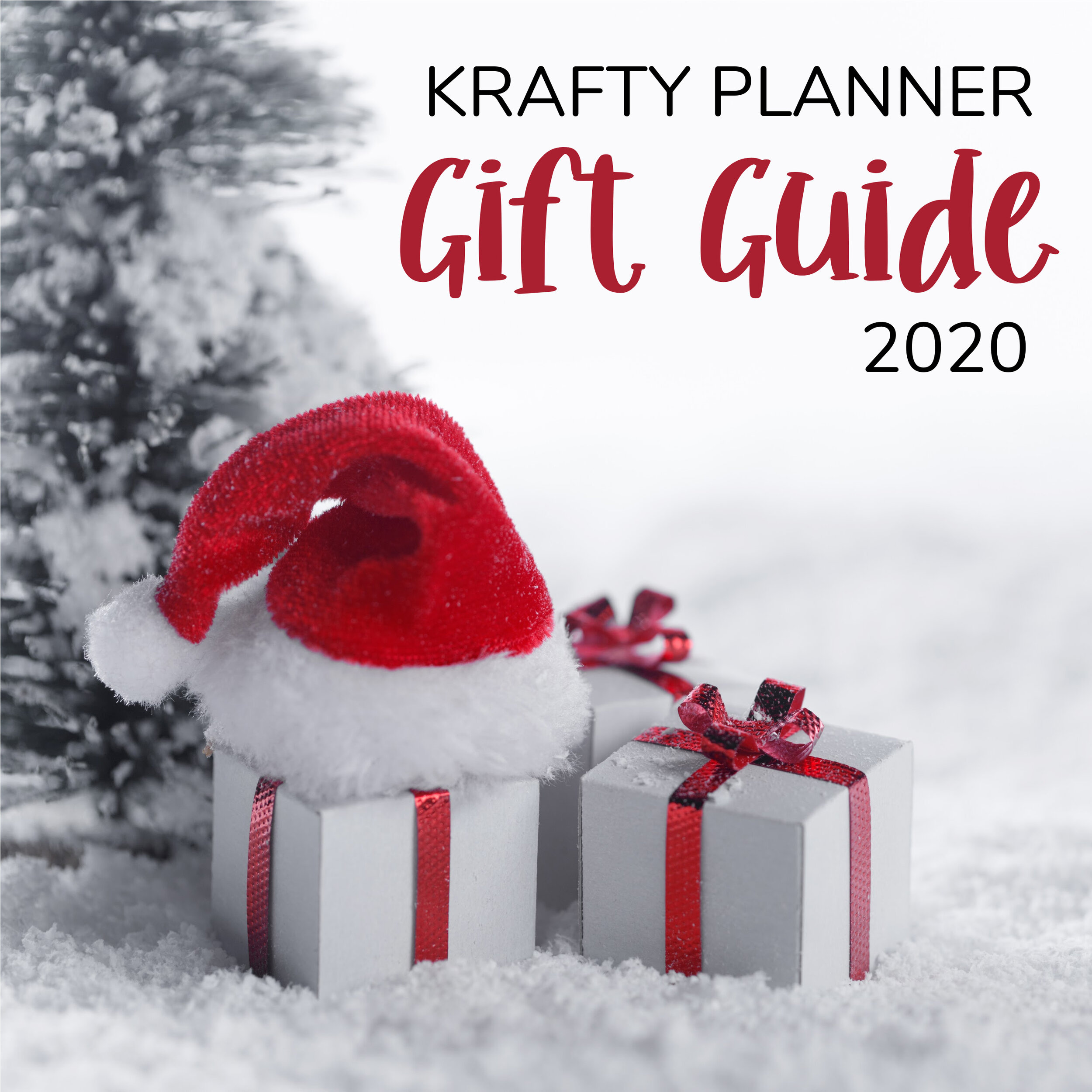 2020 Krafty Planner Gift Guide Series