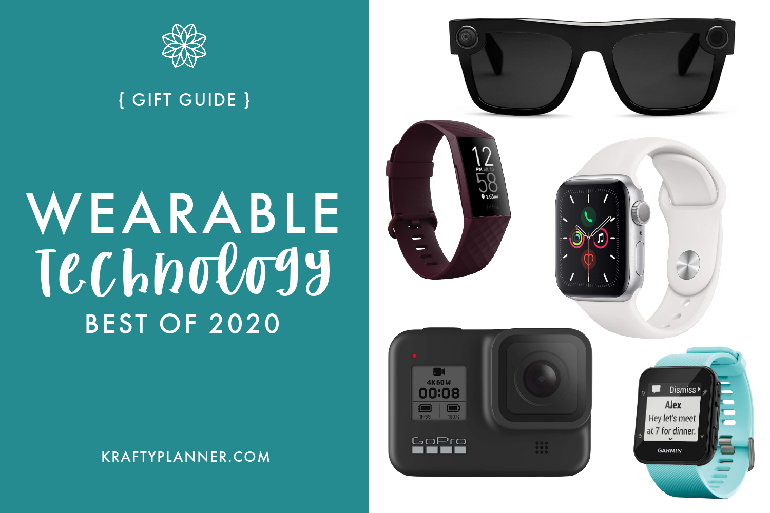 2020 Gift Guide: Wearable Technology