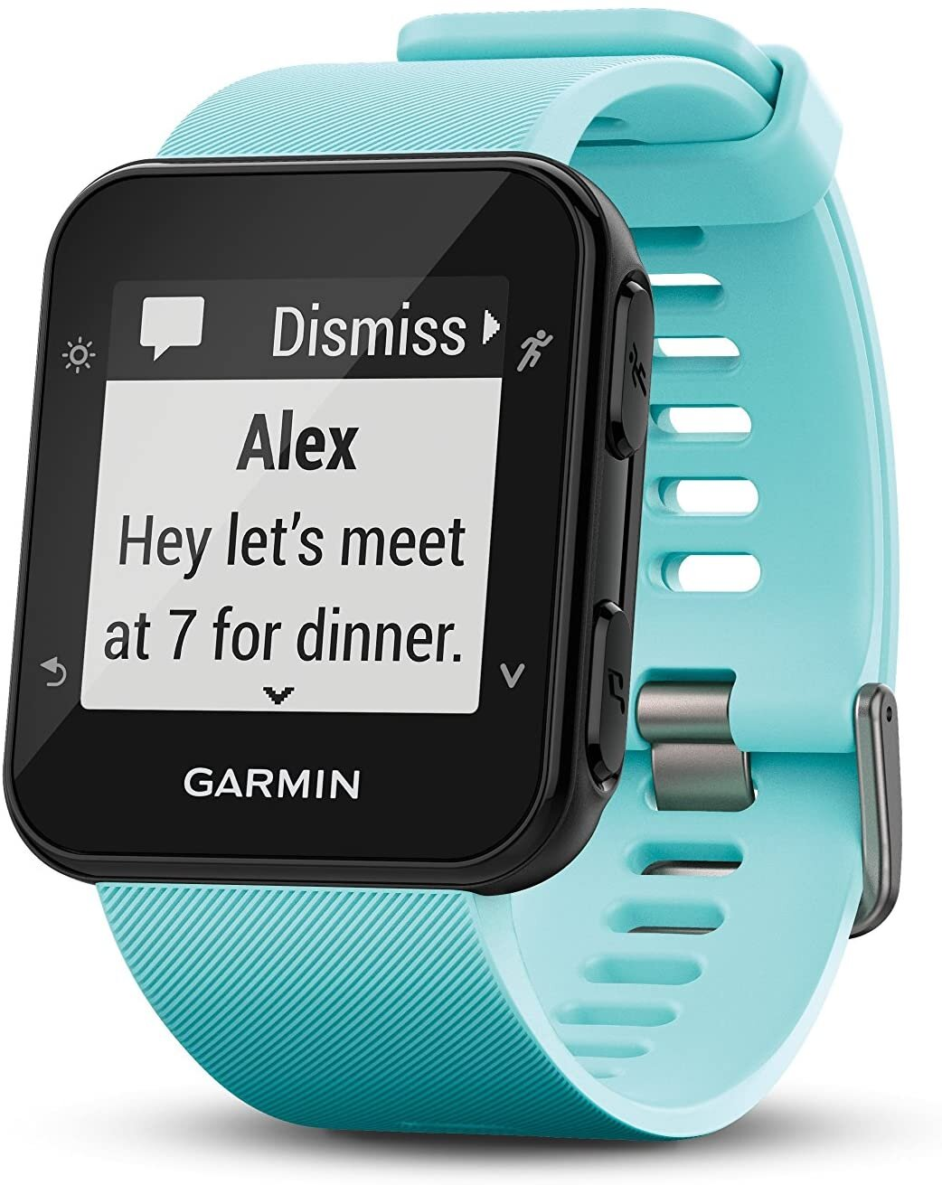 Garmin Forerunner 35, Easy-to-Use GPS Running Watch,