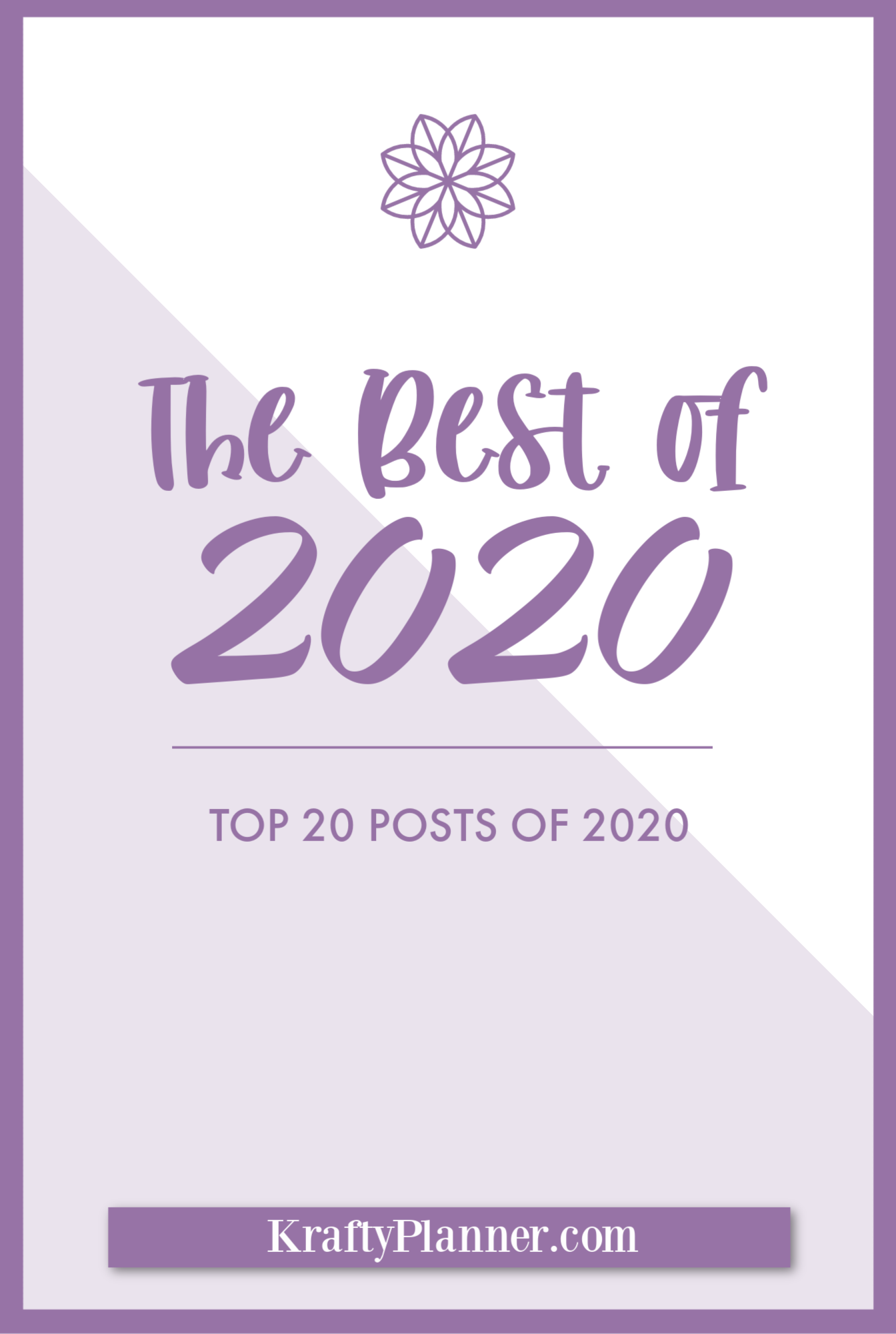 The Best of 2020: Top 20 Posts