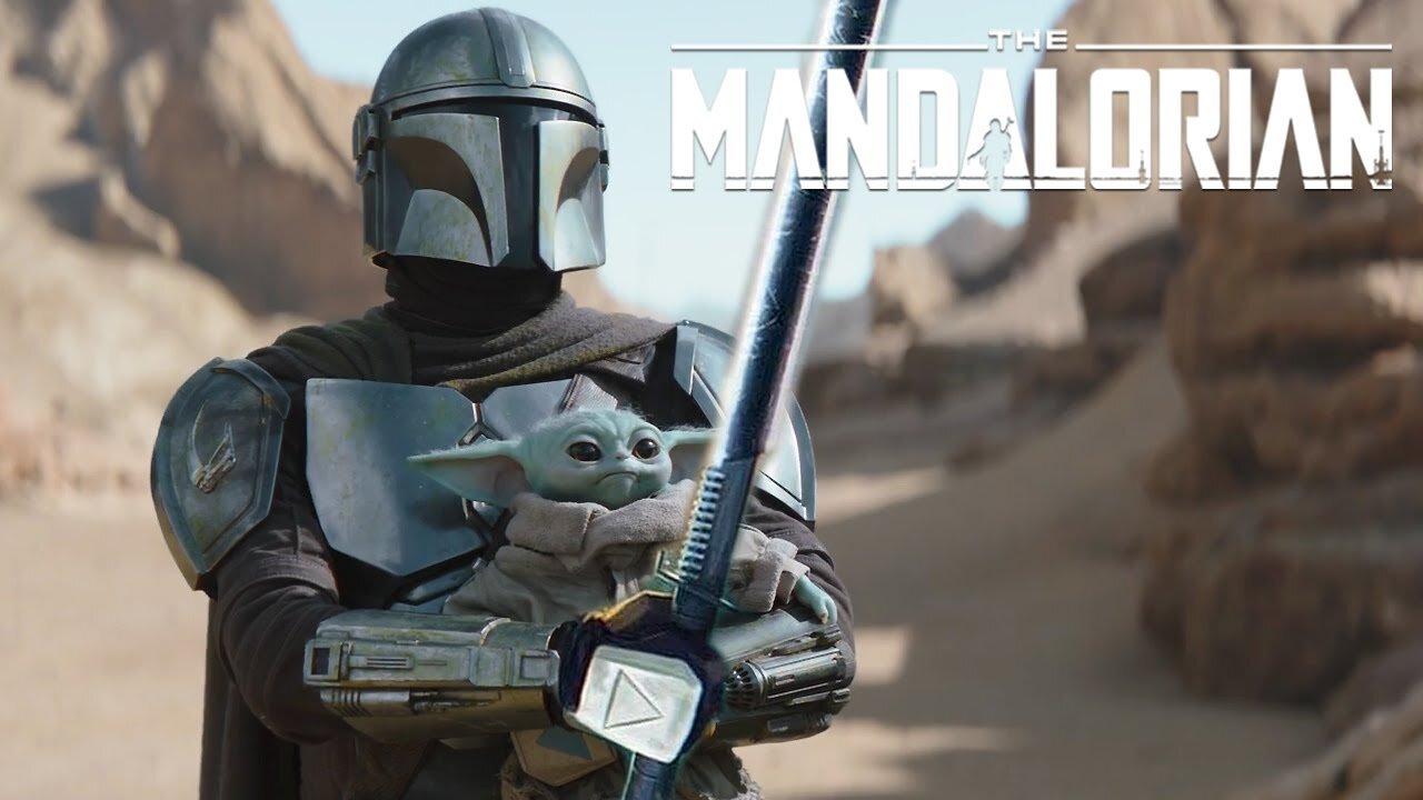 Mandalorian on Disney+
