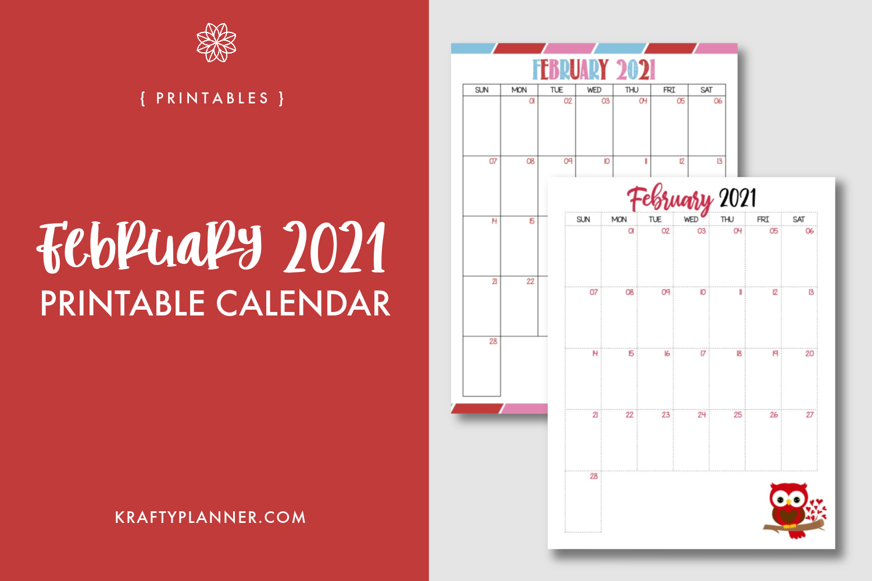 Free Printable February 2021 Calendar.png