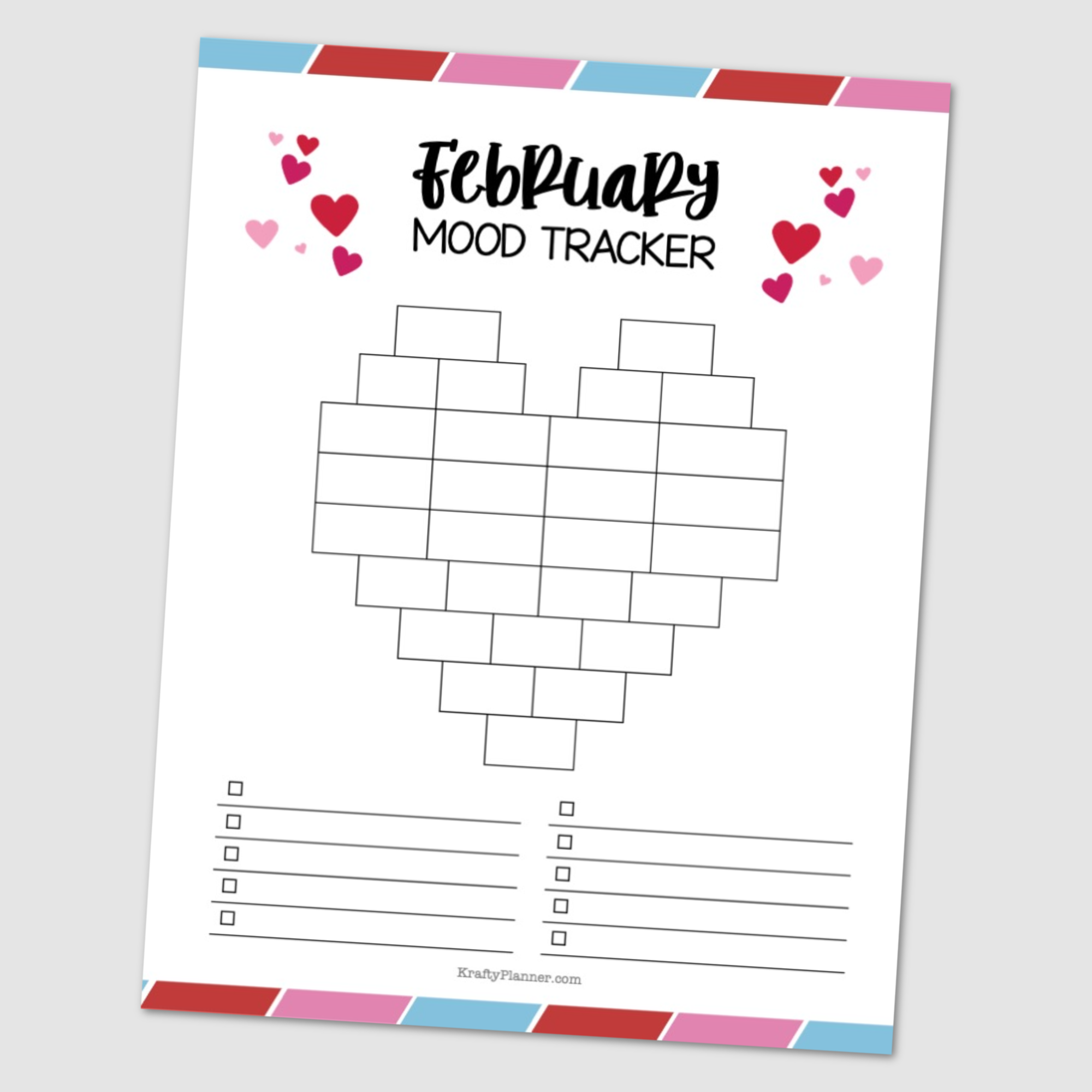 February Mood Tracker {Free Printable} .png